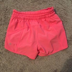 """lululemon athletica Shorts - Lululemon Tracker Short 4"""" shorts size 4"""